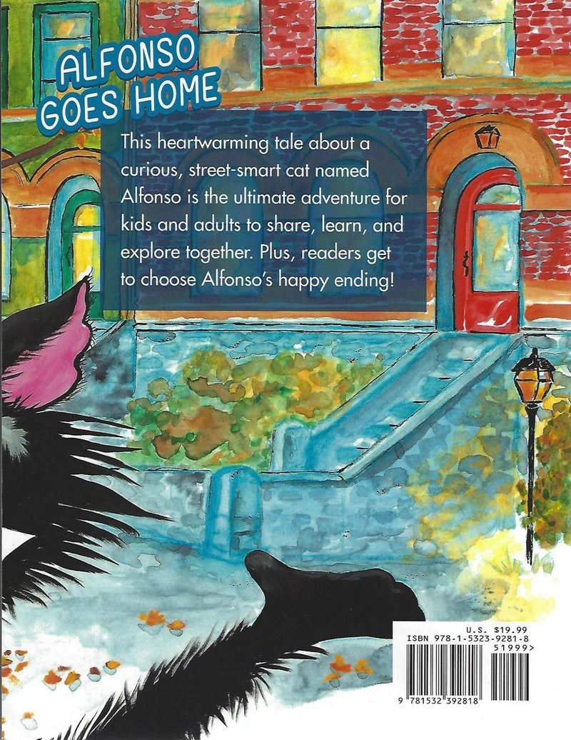 Alfonso Goes Home Book