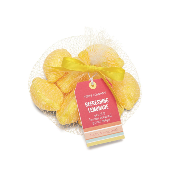 Lemon Guest Soap in a Bag *Final Sale*