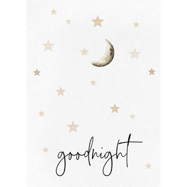 Goodnight Sign 5x7
