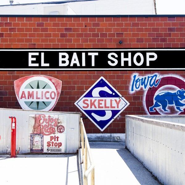 El Bait Shop Coaster