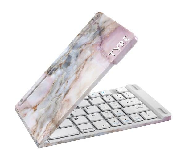 Type-Wireless Keyboard Gemstone