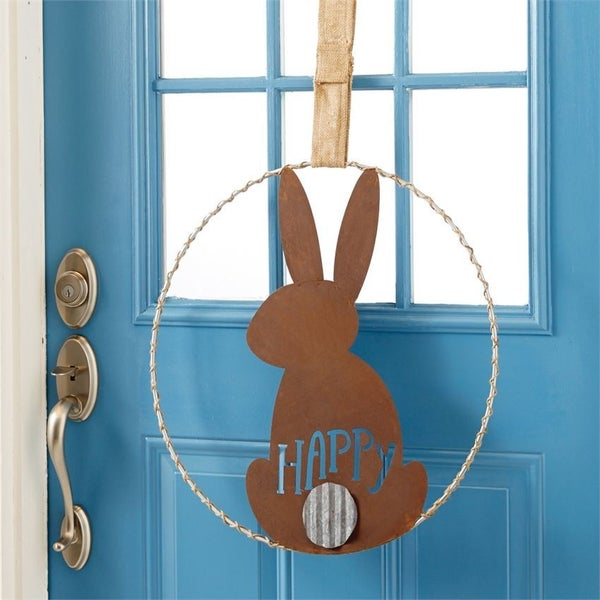 Bunny Ring Door Hanger *Final Sale*