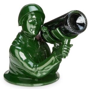 ARMY MAN BOTTLE HOLDER