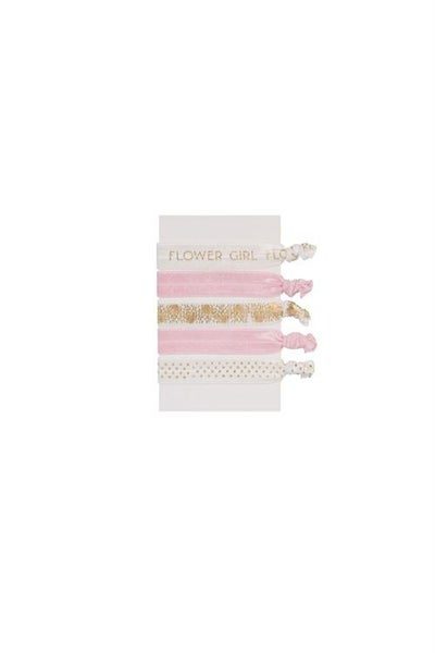 Flower Girl Hair Ever Together Hair Tie Set