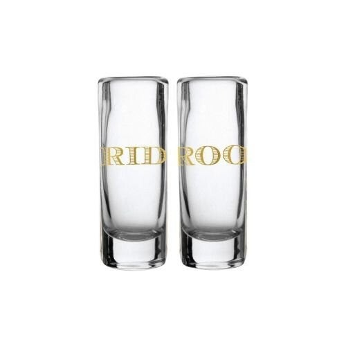 Shot Glass Set Bride & Groom