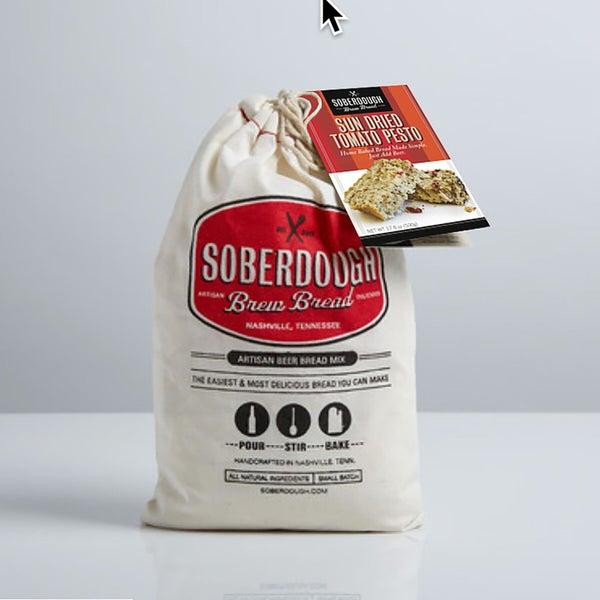 Soberdough Sun Dried Tomato Pesto