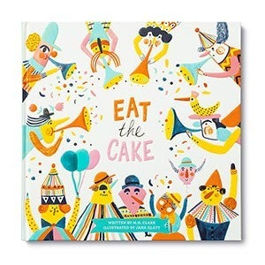 Eat the Cake Book