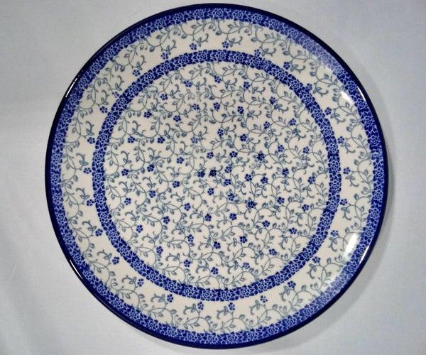 Plate ~ Dinner ~  10 inch ~ Delicate Vine