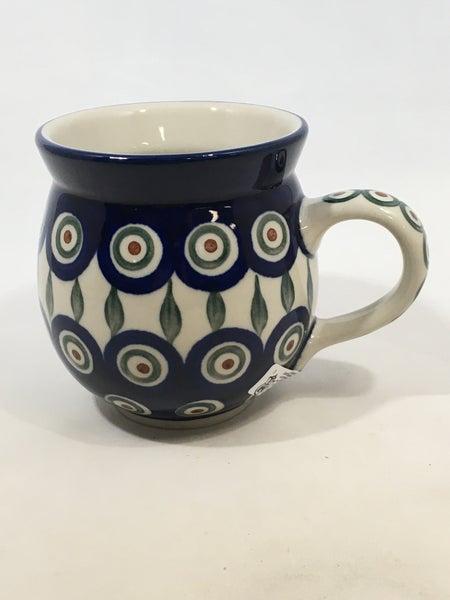 Mug ~ Bubble ~ 11 oz. ~ Peacock