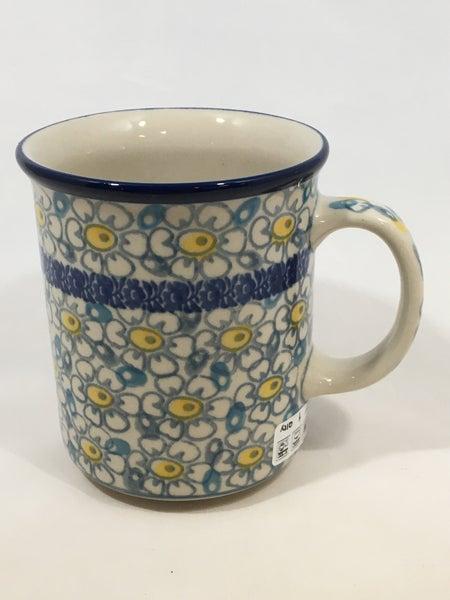 Mug ~ Straight Side ~ 8 oz ~ Happiness