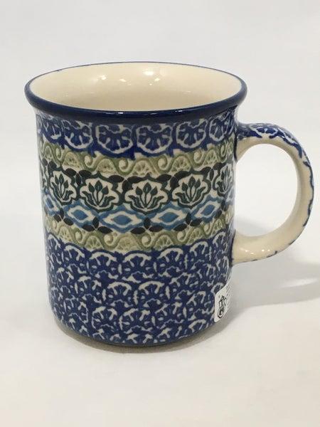 Mug ~ Straight Side ~ 8 oz ~ Tranquility