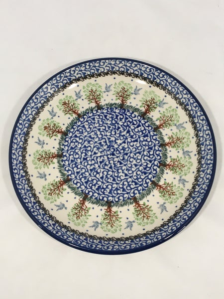 Plate ~ 7.75 inch ~ Tree