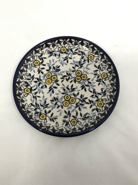 Plate ~ Bread & Butter ~ 6.25 inch ~ Black Beauty