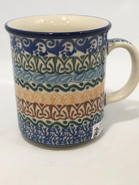 Mug ~ Straight Side ~ 8 oz ~ Blue Moon