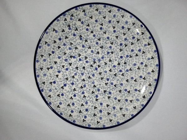 Plate ~ Dinner ~  10 inch ~ China Flower