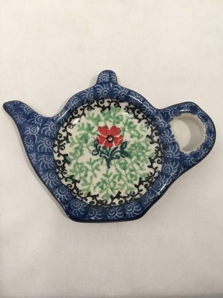 Tea Bag Holder ~ Maraschino
