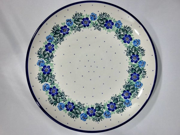Plate ~ Dinner ~  10 inch ~ Spring Meadow