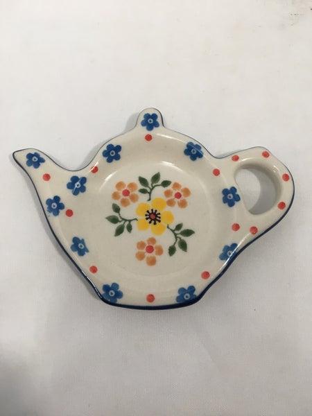 Tea Bag Holder ~ Sunshine