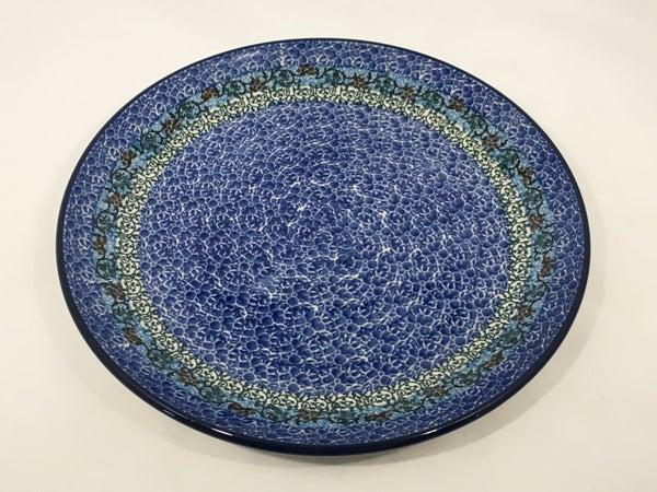 Plate ~ Dinner ~  10 inch ~ Blue Daze
