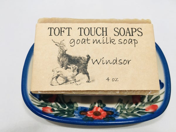 Windsor Goat Milk Soap