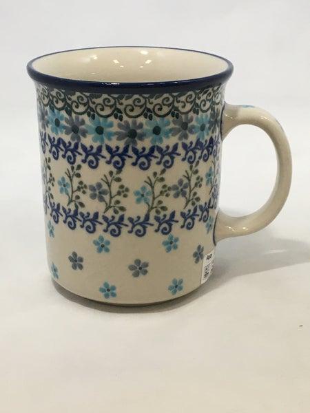 Mug ~ Straight Side ~ 8 oz ~ Icicle