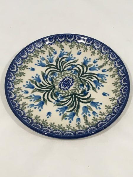 Plate ~ Bread & Butter ~ 6.25 inch ~ Blue Bell