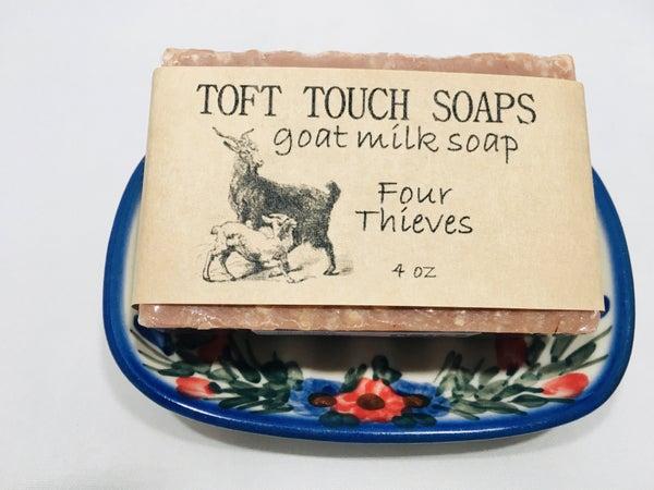 Four Thieves Goat Milk Soap