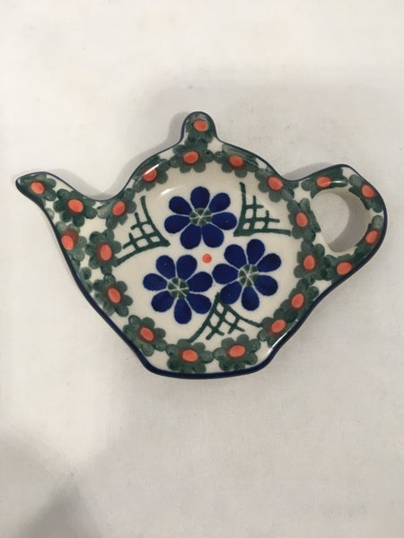 Tea Bag Holder ~ Primrose