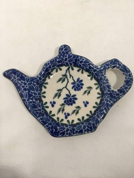 Tea Bag Holder ~ Prairie Flower