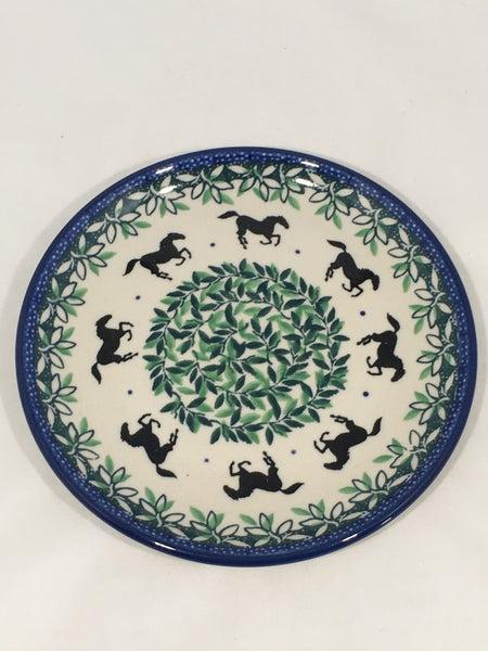 Plate ~ Bread & Butter ~ 6.25 inch ~ Running Horse