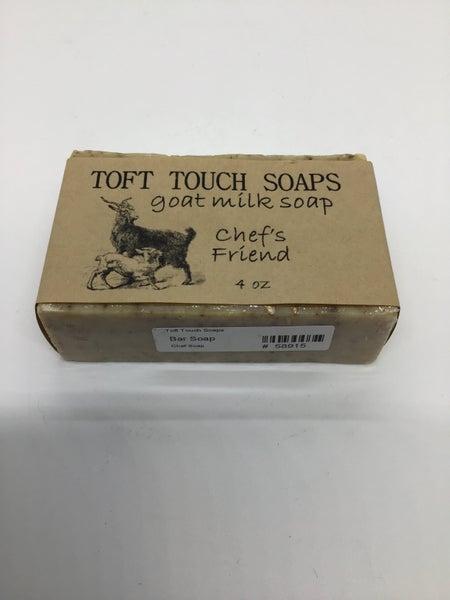 Chef's Friends Goat Milk Soap