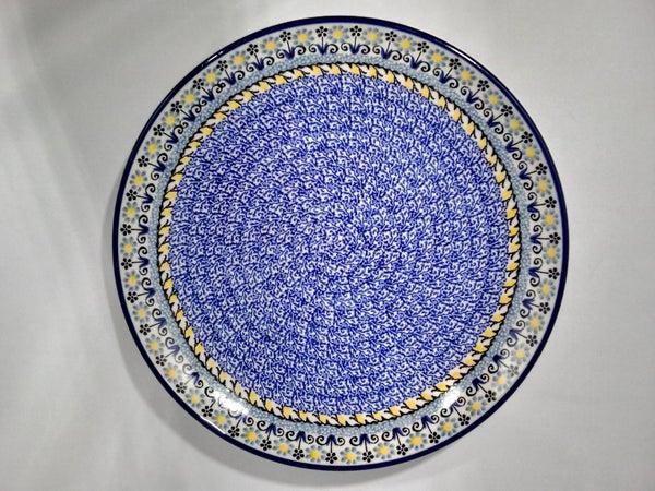 Plate ~ Dinner ~  10 inch ~ Ukrainian