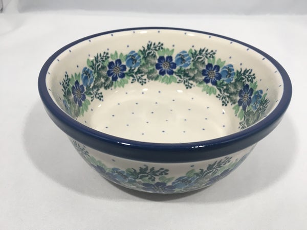Bowl ~ Soup / Salad / Cereal ~ 6W ~ Spring Meadow