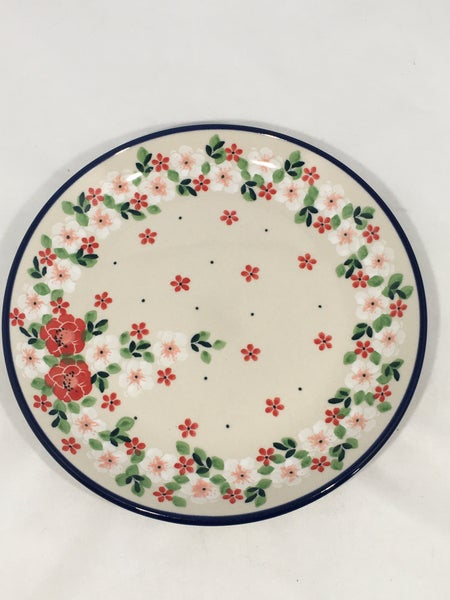 Plate ~ 7.75 inch ~ Carnation