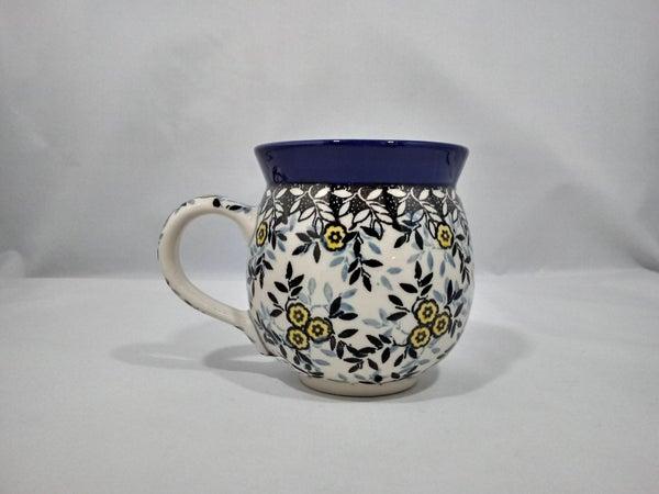 Mug ~ Bubble ~ 11 oz. ~ Black Beauty