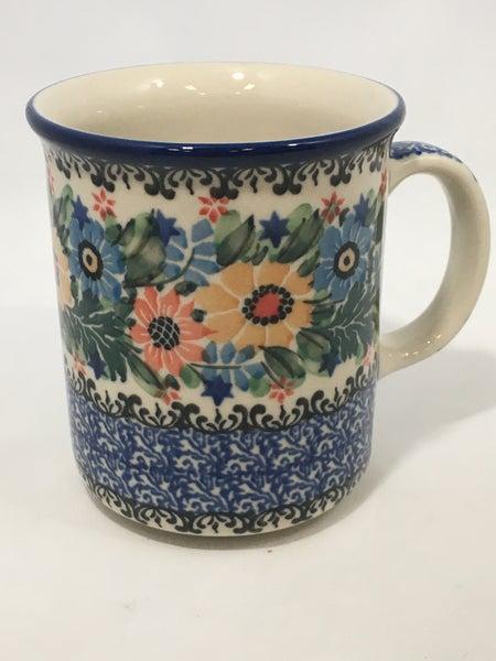 Mug ~ Straight Side ~ 8 oz ~ U3218 ~ U3