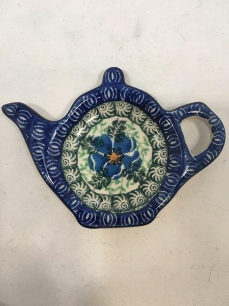 Tea Bag Holder ~ Morning Glory
