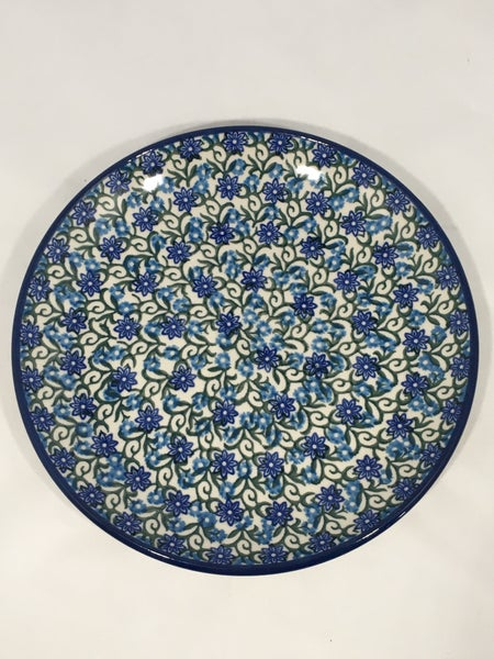 Plate ~ 7.75 inch ~ Daisy Lace