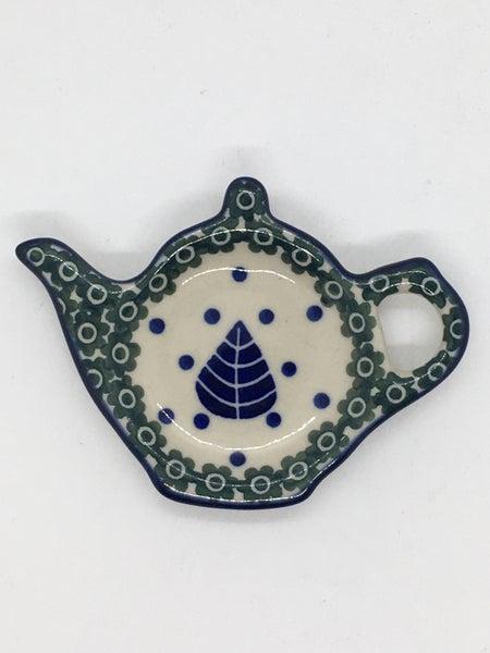 Tea Bag Holder ~ Leaf