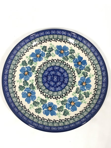 Plate ~ 7.75 inch ~ Morning Glory