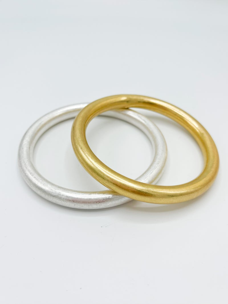Brendie Thick Bangle 1 Piece