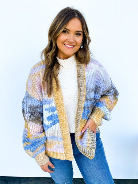 The Kit Sunrise Cardigan