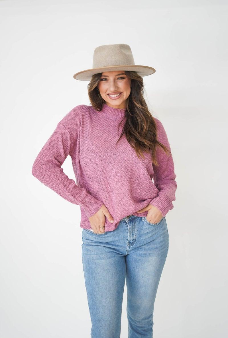 The Adelle Crewneck Sweater