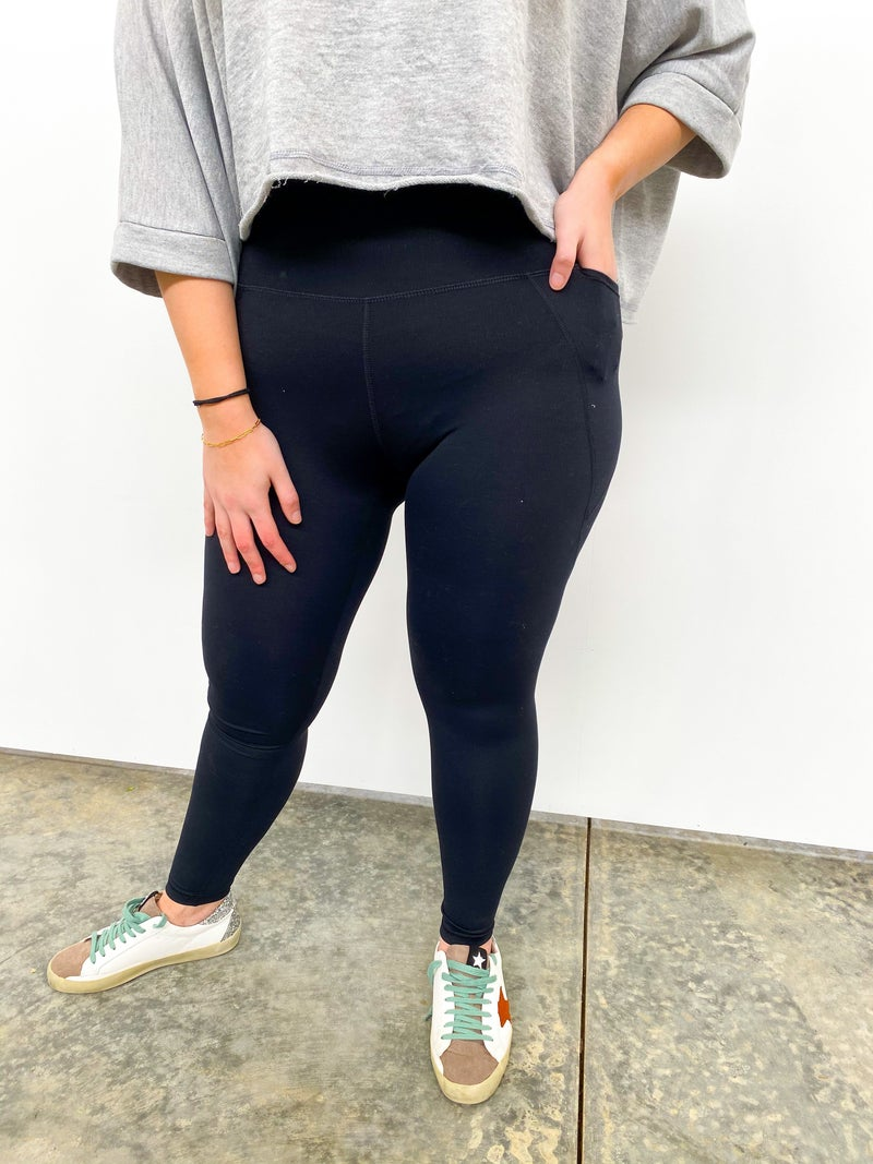 Kallie Side Pocket Legging