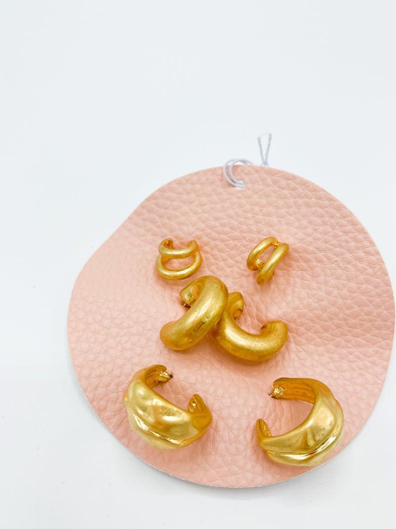 Starla Gold Hoop Gift Set