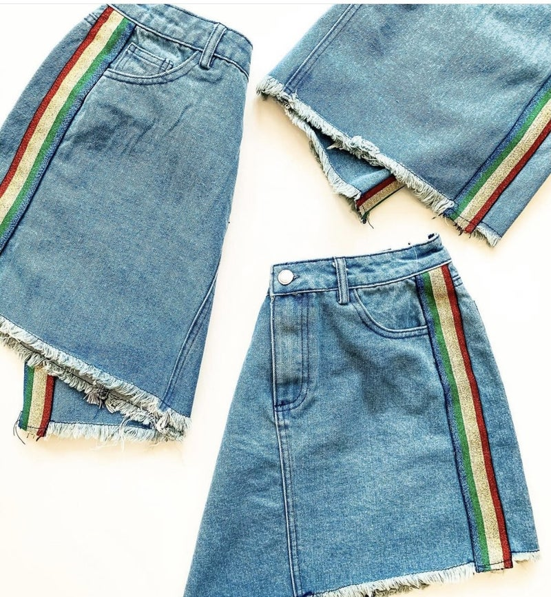 Rainbow Skirt *Final Sale*