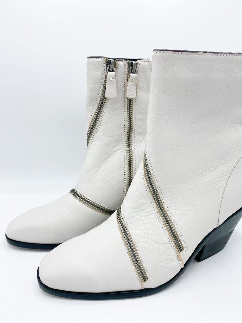 Zipper Boot *Final Sale*