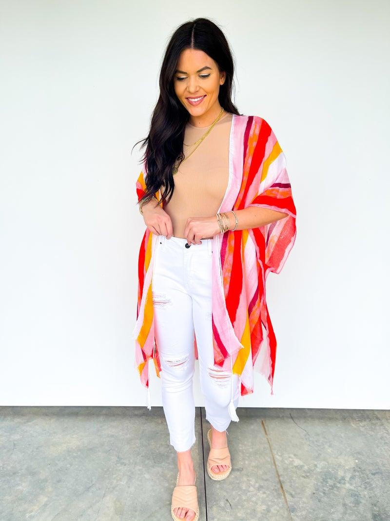 Light My Fire Kimono