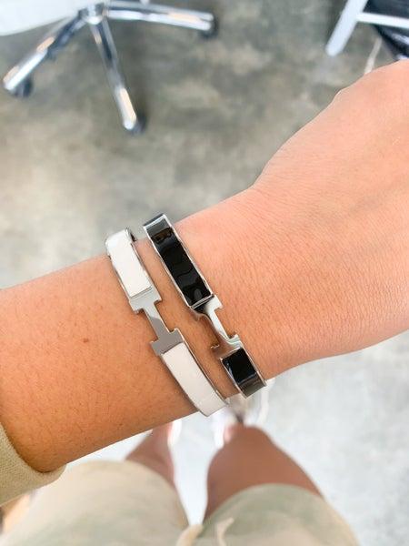 Hermes Inspired Bracelet