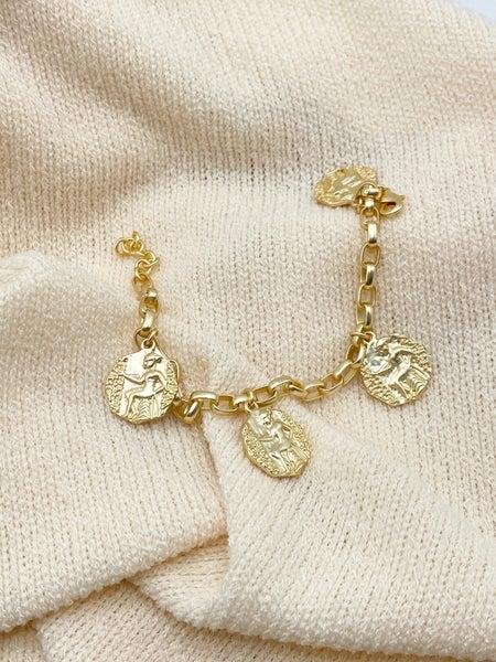 The Chelsea Charm Bracelet